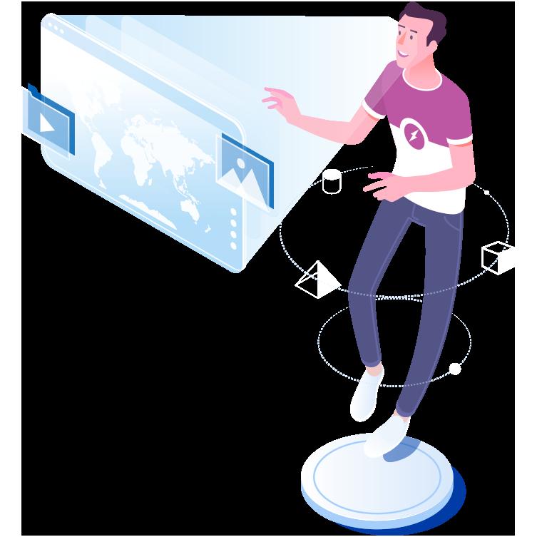 Le Web de DEmain avec KaviAR Réalité Augmentée